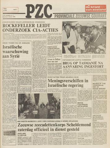 Provinciale Zeeuwse Courant 1975-01-06