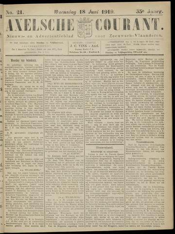Axelsche Courant 1919-06-18