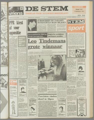 de Stem 1977-04-18