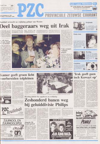 Provinciale Zeeuwse Courant 1990-12-11