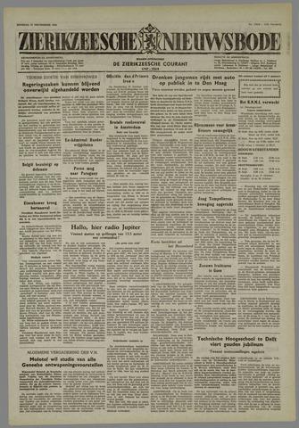Zierikzeesche Nieuwsbode 1955-09-27