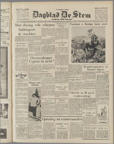 de Stem 1959-02-10