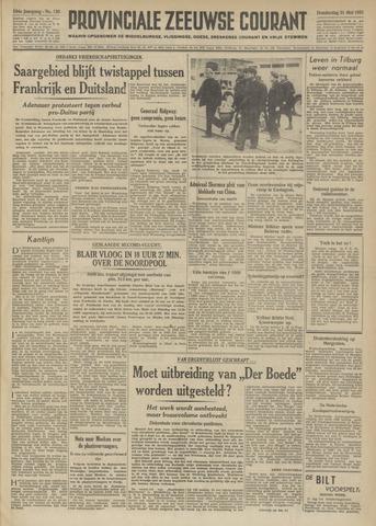 Provinciale Zeeuwse Courant 1951-05-31