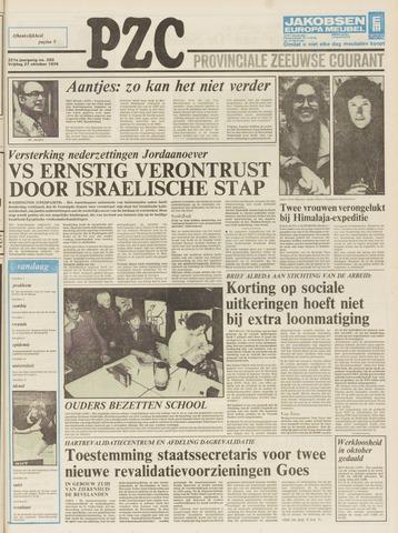 Provinciale Zeeuwse Courant 1978-10-27