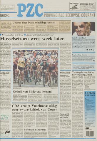 Provinciale Zeeuwse Courant 1996-07-05