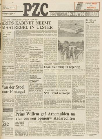 Provinciale Zeeuwse Courant 1974-05-25