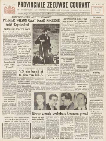 Provinciale Zeeuwse Courant 1965-10-22