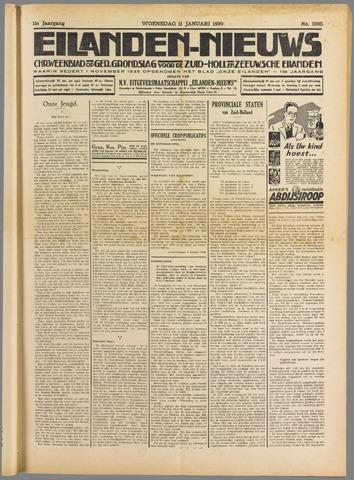 Eilanden-nieuws. Christelijk streekblad op gereformeerde grondslag 1939-01-11
