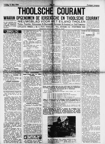Ierseksche en Thoolsche Courant 1944-05-12