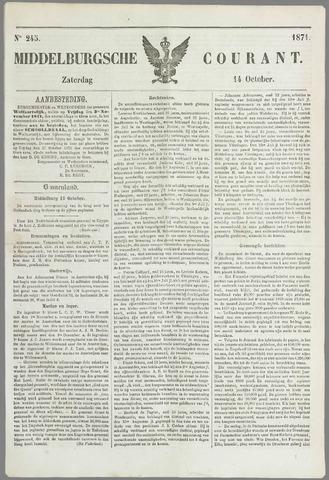 Middelburgsche Courant 1871-10-14