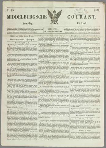 Middelburgsche Courant 1861-04-13