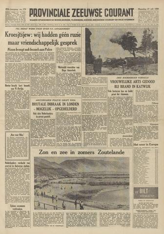 Provinciale Zeeuwse Courant 1959-07-27
