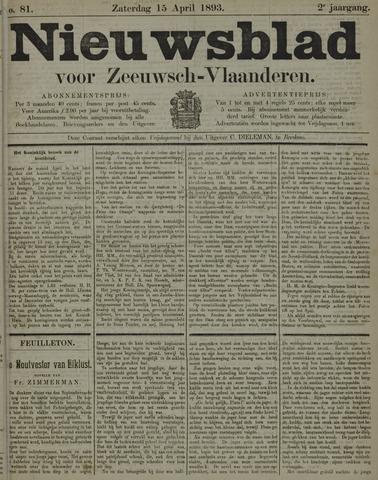 Nieuwsblad voor Zeeuwsch-Vlaanderen 1893-04-15