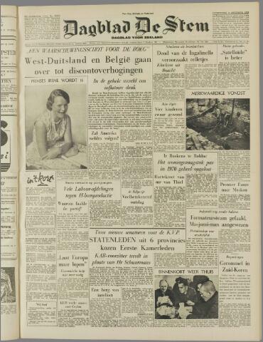 de Stem 1955-08-04