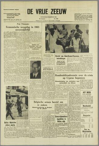 de Vrije Zeeuw 1964-01-16