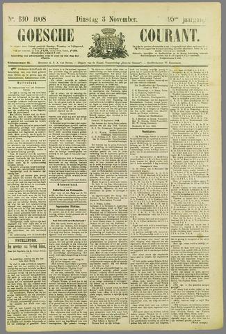 Goessche Courant 1908-11-03