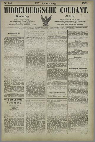 Middelburgsche Courant 1884-05-29