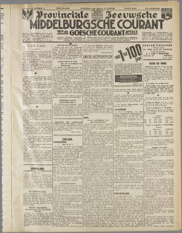 Middelburgsche Courant 1934-01-20