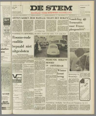 de Stem 1971-01-30