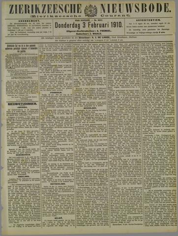 Zierikzeesche Nieuwsbode 1910-02-03