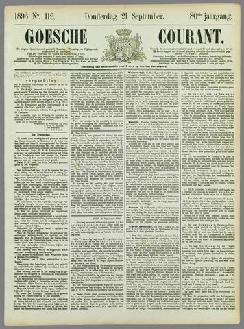 Goessche Courant 1893-09-21