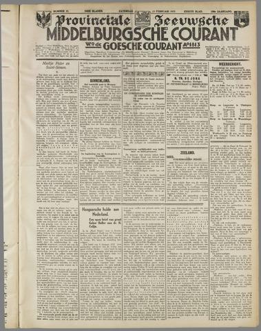 Middelburgsche Courant 1937-02-13