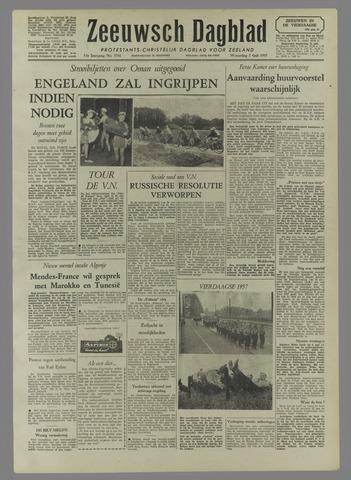 Zeeuwsch Dagblad 1957-07-24