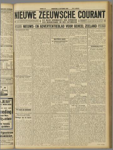 Nieuwe Zeeuwsche Courant 1927-09-08