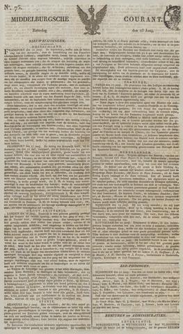 Middelburgsche Courant 1827-06-23