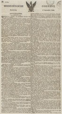 Middelburgsche Courant 1829-09-17