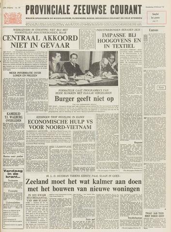 Provinciale Zeeuwse Courant 1973-02-15