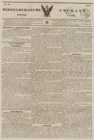 Middelburgsche Courant 1843-06-08