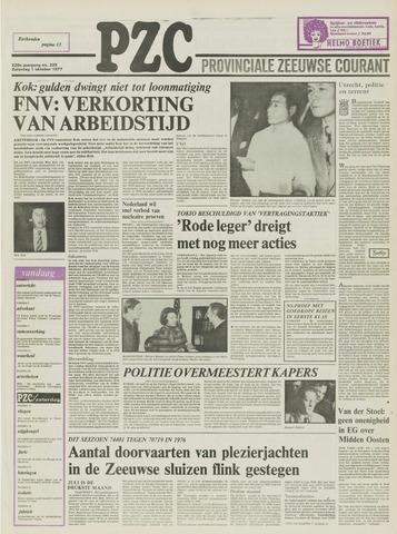 Provinciale Zeeuwse Courant 1977-10-01
