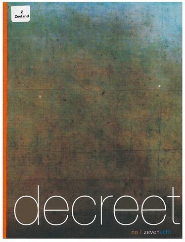 Decreet 2012