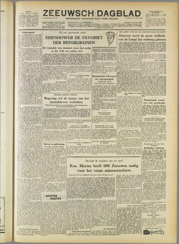 Zeeuwsch Dagblad 1952-07-12