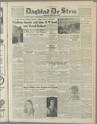 de Stem 1950-06-22