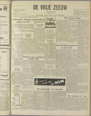 de Vrije Zeeuw 1962-05-18