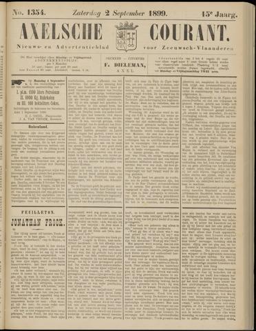 Axelsche Courant 1899-09-02