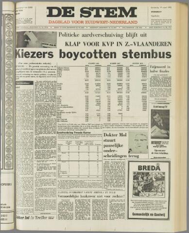 de Stem 1970-03-19