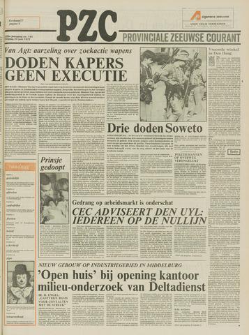 Provinciale Zeeuwse Courant 1977-06-24