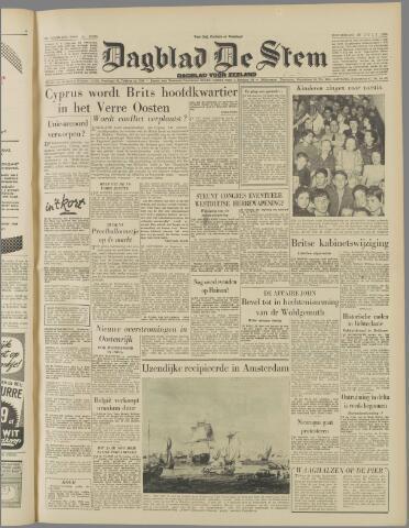 de Stem 1954-07-29