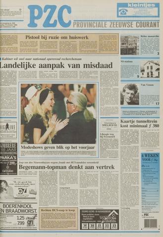 Provinciale Zeeuwse Courant 1994-10-18