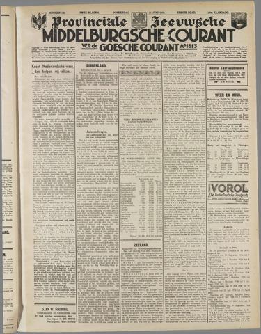 Middelburgsche Courant 1936-06-25