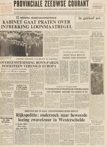 Provinciale Zeeuwse Courant 1971-07-06