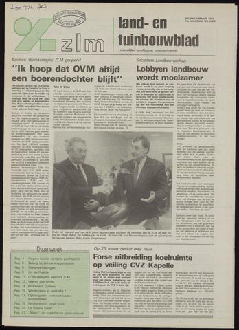 Zeeuwsch landbouwblad ... ZLM land- en tuinbouwblad 1991-03-01