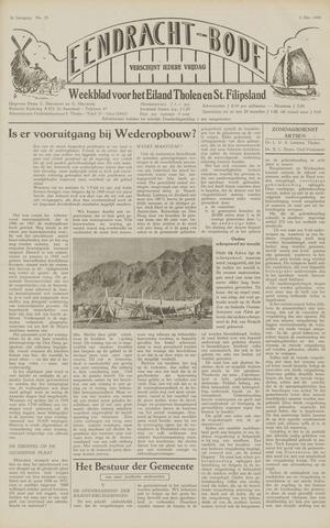 Eendrachtbode (1945-heden)/Mededeelingenblad voor het eiland Tholen (1944/45) 1949-05-06