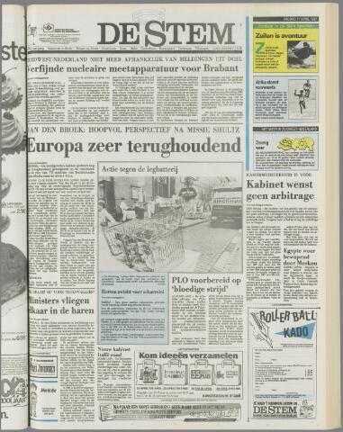 de Stem 1987-04-17