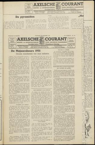 Axelsche Courant 1951-09-12