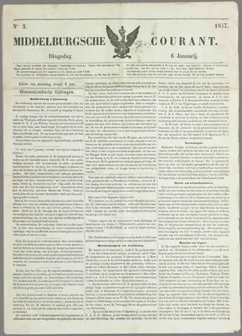 Middelburgsche Courant 1857-01-06