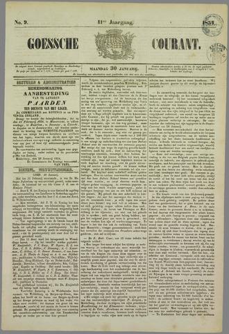Goessche Courant 1854-01-30